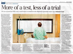 Daily Telegraph Prostate Cancer